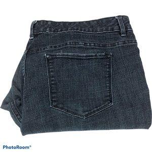 Liz Claiborne Ultimate Fit Slim Straight Leg Jeans